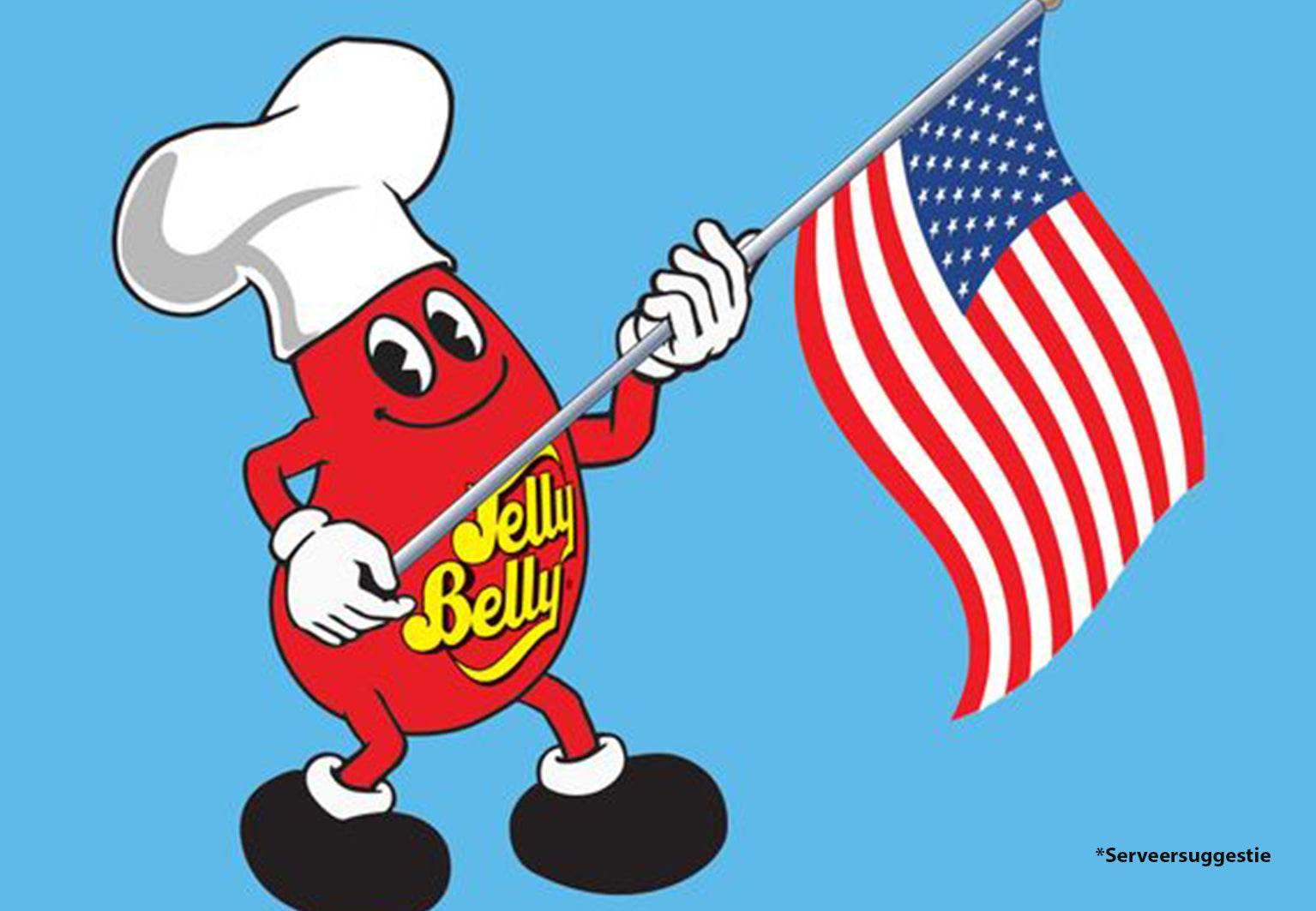 Jelly Belly American classic