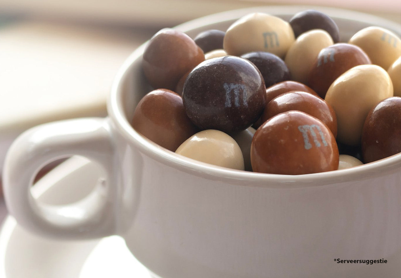 M&M Coffee Nut - Share size