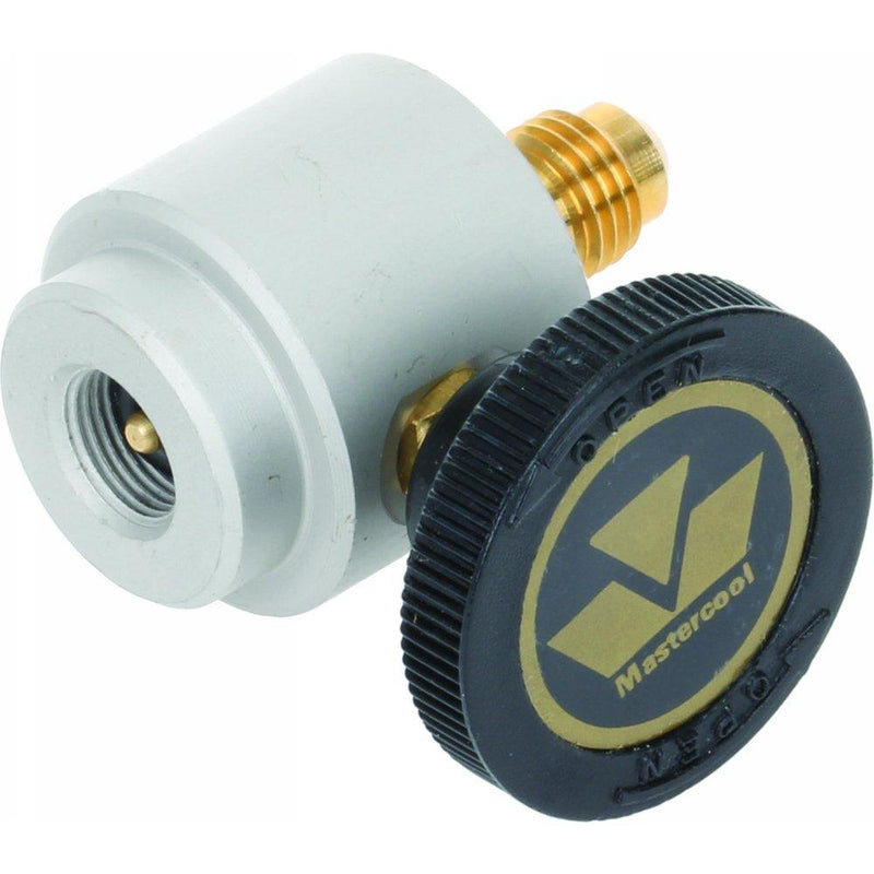 "85510-E Mastercool Refrigeration Air Conditioning 1/4"" SAE Can Tap Valve"