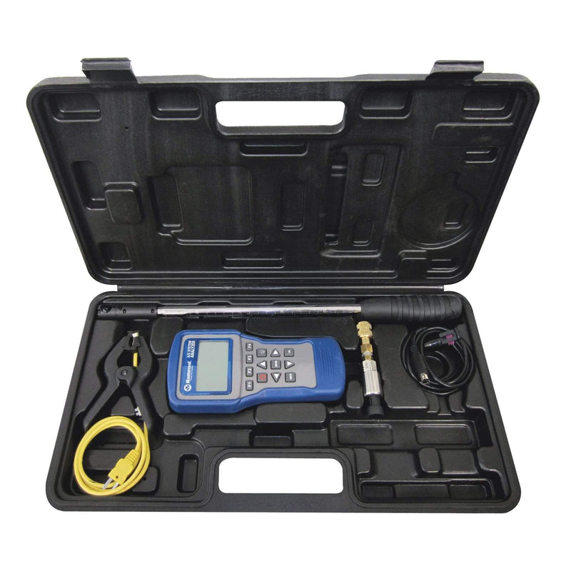 Mastercool Handheld Diagnostic Tools Mastercool Refrigerant System Analyser Kit Pressure Transducer Diagnostic 52280