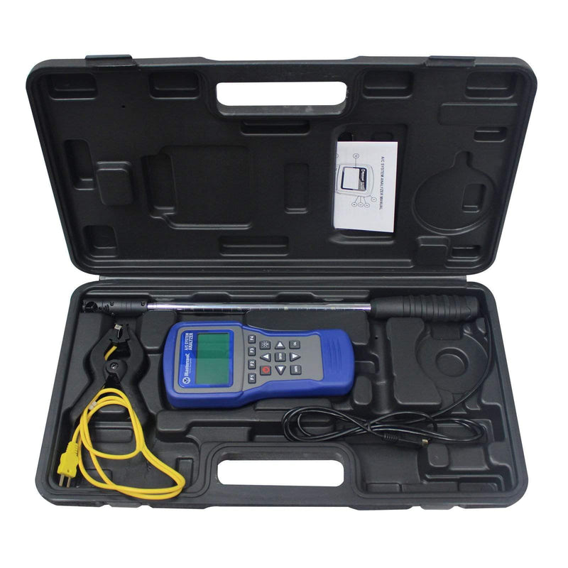 Mastercool Refrigeration HVAC System Analyser Kit Antenna Diagnostic Tool 52260