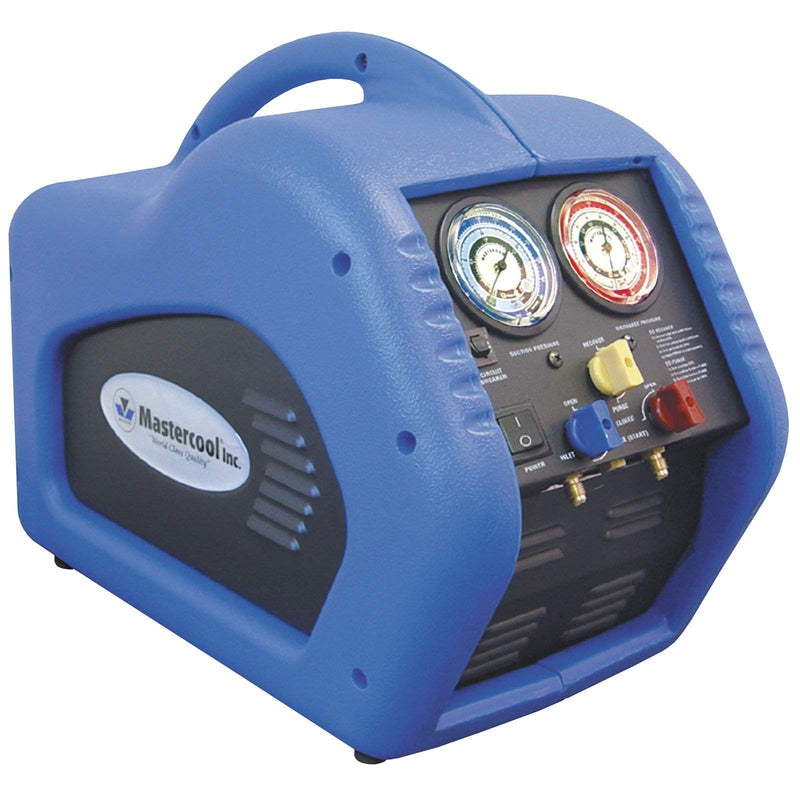 Mastercool Recovery Machines Mastercool 220v Air Conditioning HVAC Refrigerant Recovery Machine 69000-220