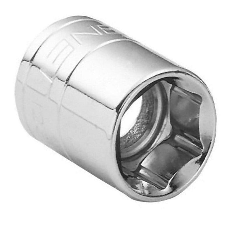 "Signet Chrome Sockets S12310 Signet 6 Point Standard 3/8"" Drive Chrome Metric Socket 10mm"