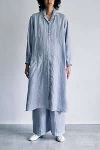"""5ji no sora"" long maternity pajama"