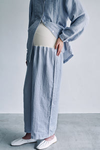 """5ji no sora"" maternity pants"