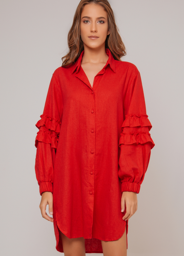 PASSEIOS DRESS ROUGE