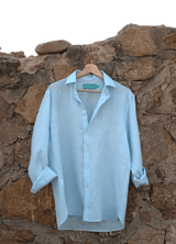 BELIZE UNISEX SHIRT BLUE