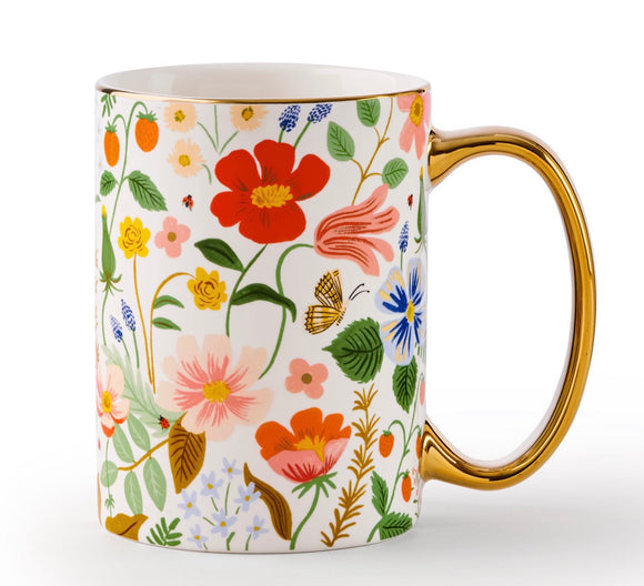 Strawberry Fields mug, Rifle
