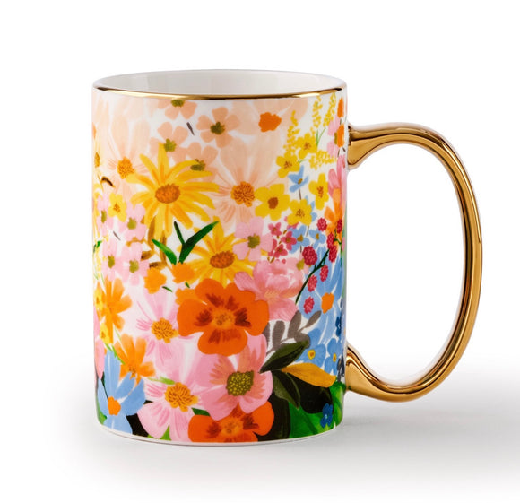 Marguerite mug, Rifle