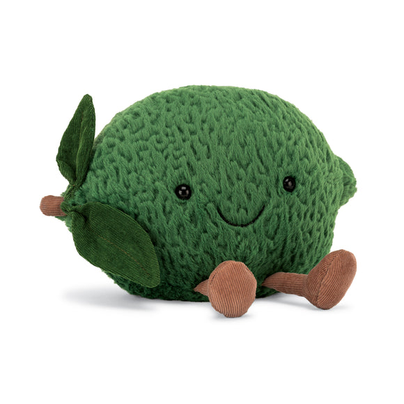 JellyCat Plushies - Amusable Lime