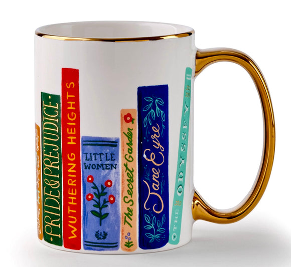 Book Club mug, Rifle
