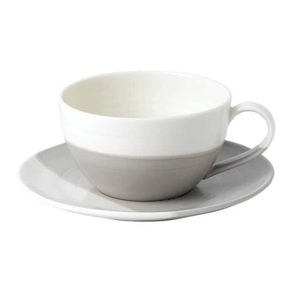 Coffee Studio Latte Cup & Saucer Set