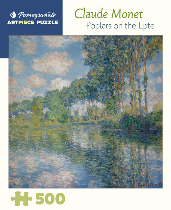 Claude Monet - Poplars on the Epte (500 pcs)