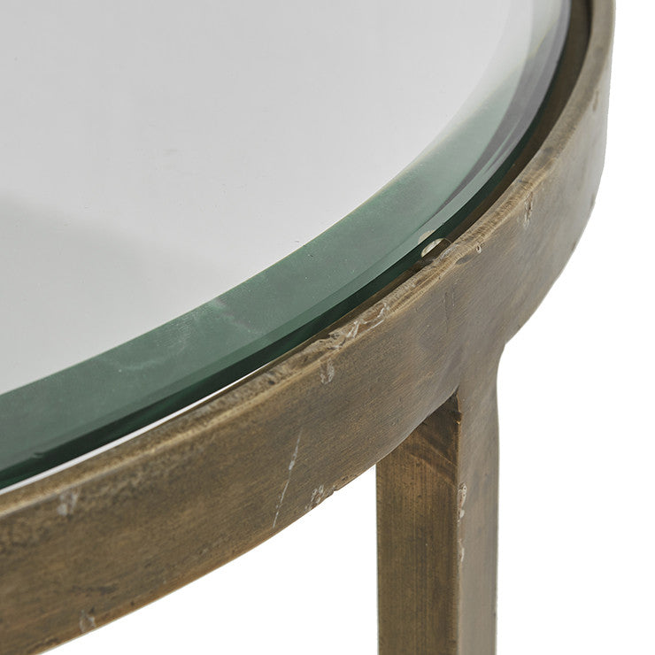 Amelie Curve Side Table