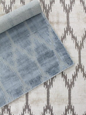 Ikat Rug by The Rug Collection