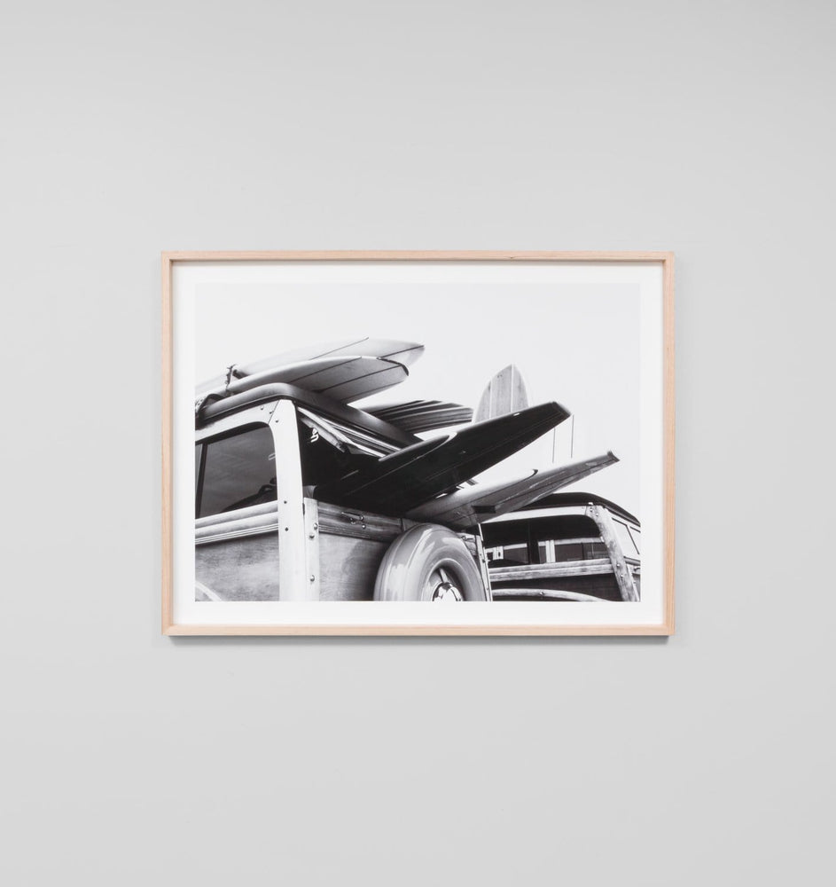 Buy Surf Van Print online at - Sofas Direct