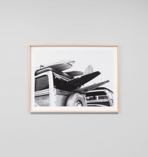 Load image into Gallery viewer,  Buy Surf Van Print online at - Sofas Direct