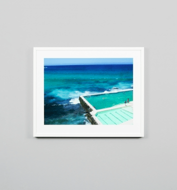 Buy Bondi Baths Print online at - Sofas Direct