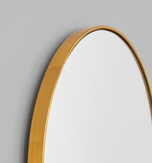 BJORN OVAL LARGE MIRROR