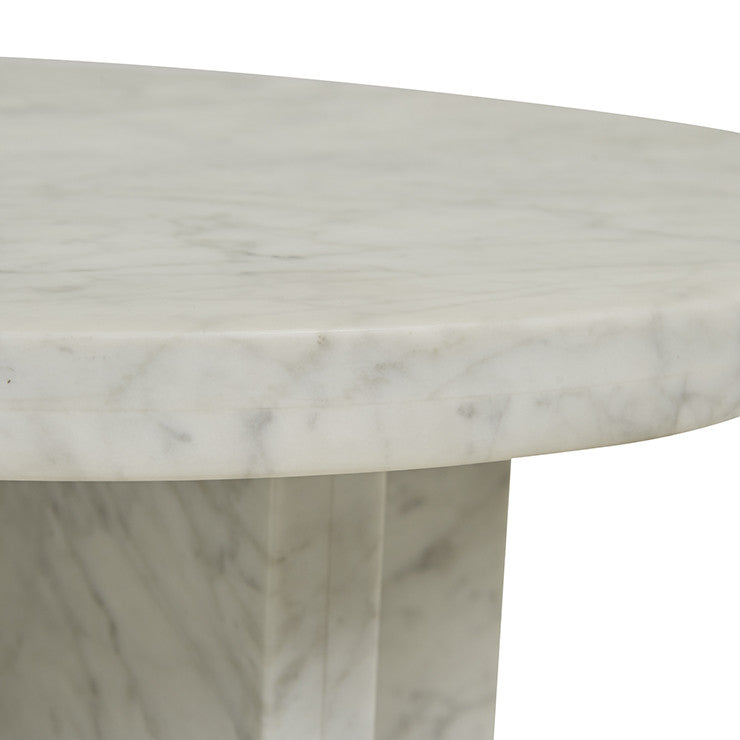 Amara Curve Side Table