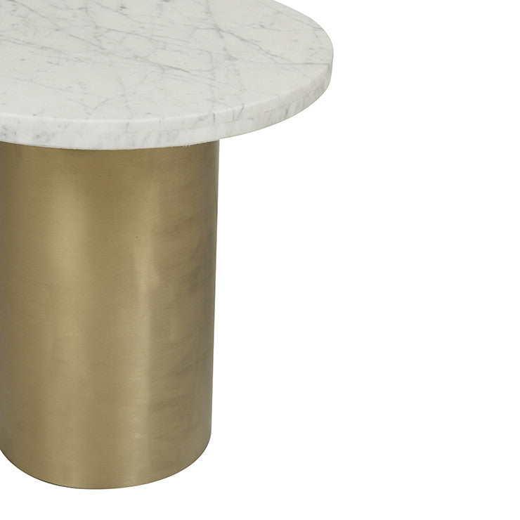 Load image into Gallery viewer, Elle Pillar Side Table