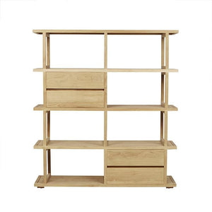 WATSON DRAWER BOOKCASE - Sofas Direct