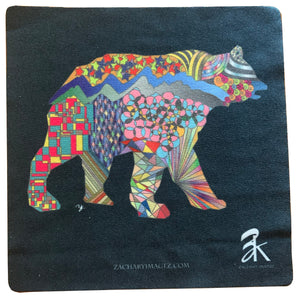 Bear Microfiber Cloth