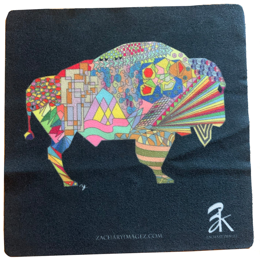 Buffalo Microfiber Cloth