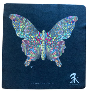 Butterfly Microfiber Cloth
