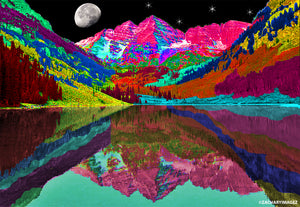 Maroon Bells Photoscape
