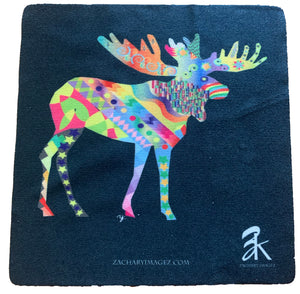 Moose Microfiber Cloth