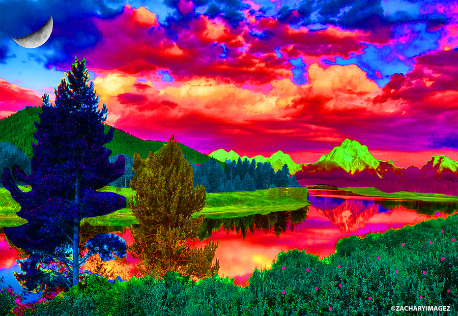 Teton Splendor Photoscape