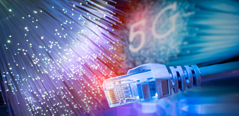 Why fibre networks are essential to the success of 5G