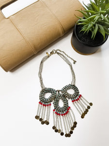 NECKLACE - ETRUSCAN - Lovely Push Boutique