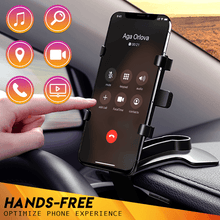 Load image into Gallery viewer, Universal Car Dashboard Phone Holder