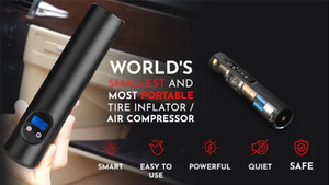 2019 New Portable wireless air pump