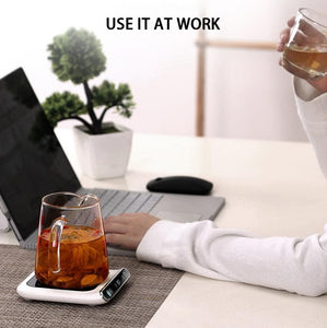 USB Upgraded version-heating cup pad(New Year Prices Sale)
