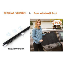 Load image into Gallery viewer, (Factory Outlet) (60% OFF today!) Car Retractable Curtain With UV Protection