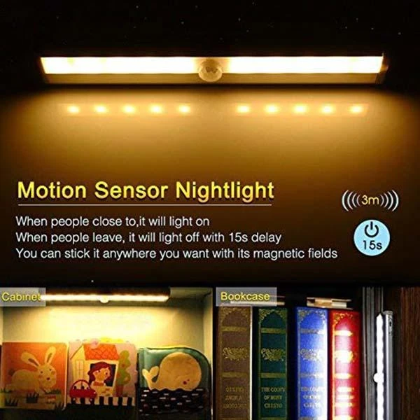Motion Sensor Nightlights(Hot Sales 50% OFF)