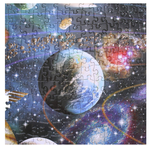 🔥93.5% of customers bought 3 sets)Space Puzzle 1000 Piece Jigsaw Puzzle for Kids&Adult