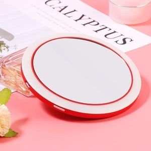 🔥 Wireless Charging Makeup Mirror