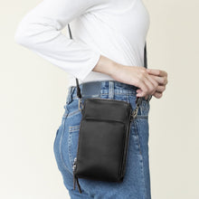 Load image into Gallery viewer, Crossbody Cell Phone Shoulder Bag