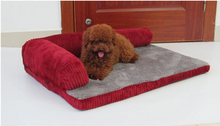 Load image into Gallery viewer, Luxury Removable Soft Lounge Orthopedic Dog Bed