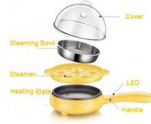 Load image into Gallery viewer, Mini Electric Frying Pan