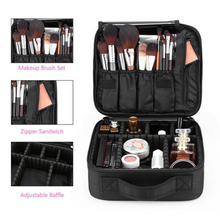 Load image into Gallery viewer, Amazing Makeup Bag & Cosmetic Travel Organizer