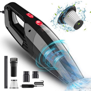 (Wholesale Promotion!)120W Car Vacuum Cleaner-Make Your Space Easier To Clean