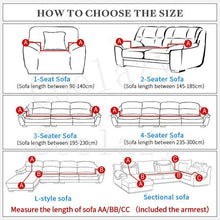 Load image into Gallery viewer, Original Miracle Sofa - Single Color Universal Sofa & Cushion Cover