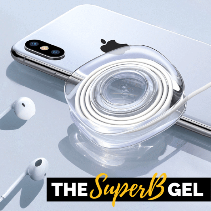The SuperB Gel
