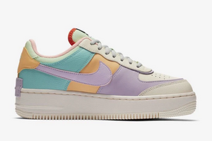 Air Force 1 Shadow Ivoire Pale