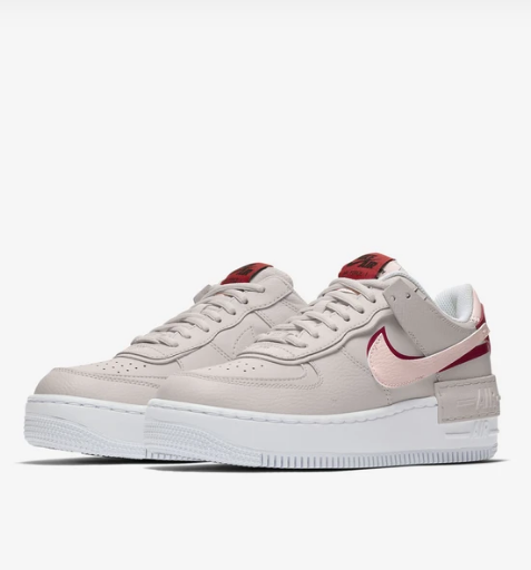 Air Force 1 Shadow Phantom Echo Pink